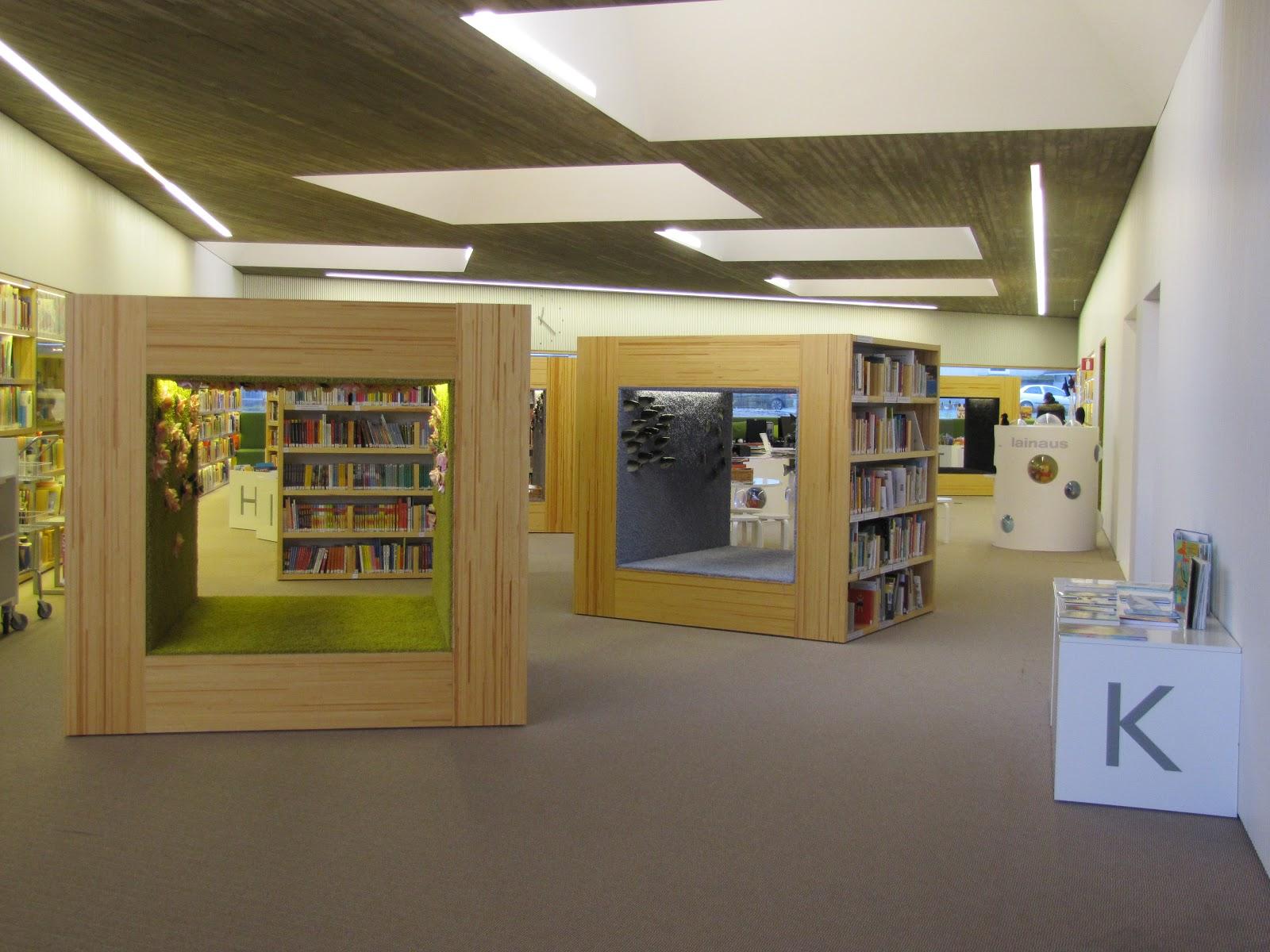 Sein 228 Joki Public Library Main Library Apila Libraries Fi
