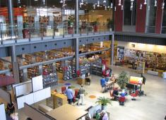 Espoo City Library, Sello
