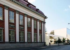 Turku City Library, Main Library